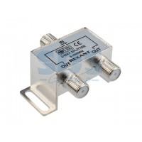 Делитель ТВх2 под F разъем 5-1000МГц REXANT