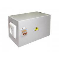 Ящик с трансформатором понижающим ЯТП-0,25 220/24-2авт. IP54 TDM (пылебрызгозащищенный)