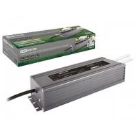 Драйвер (блок питания) для ленты светодиод. и модулей DC 200Вт, металл TDM (IP67)