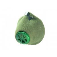 Респиратор У2К (поролон) FFP1 (до 4 ПДК) с клапаном выдоха (Исток)