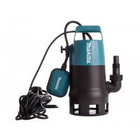 Насос погружной для слабозагрязненной воды MAKITA PF 0410 (400 Вт, 8400 л/ч, до 5 м, пластм. корпус)