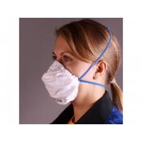 Респиратор РК Алина-200 неформов. без клап. FFP2 (до 12 ПДК) (розничная упаковка) (Интенсивная защита от пыли,дыма,тумана  FFP2 NR D  розничная упаков