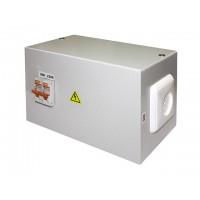Ящик с пониж. трансформатором ЯТП-0,25 220/36-2авт. TDM