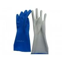 Перчатки КЩС с ворс подложкой размер М К80 Щ50 (К80 Щ50) (АЗРИ)