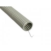 Труба гофр.ПВХ d 20 с зондом (10 м) легкая ЮПИТЕР