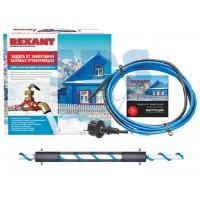 Греющий саморегулир. кабель на трубу 15MSR-PB 8M (8м/120Вт) (комплект) REXANT (Греющий саморегулирующийся кабель на трубу 15MSR-PB 8M (8м/120Вт) REXAN