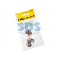 Выключатель для настенного светильника с цепочкой 270 мм <Silver> индивидуальная упаковка 1 шт. PROC (REXANT)