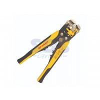 Инструмент для зачистки кабеля 0.2 - 6.0 мм2 и обжима наконечников (ht-766) REXANT