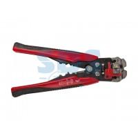 Инструмент для зачистки кабеля 0.2-6.0 мм2 и обжима наконечников (HT-766) (HY-371) PROCONNECT